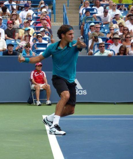 テニスのユニットターンが生む3つのメリット