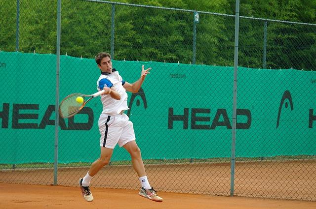 テニスの手打ちは実に奥深い