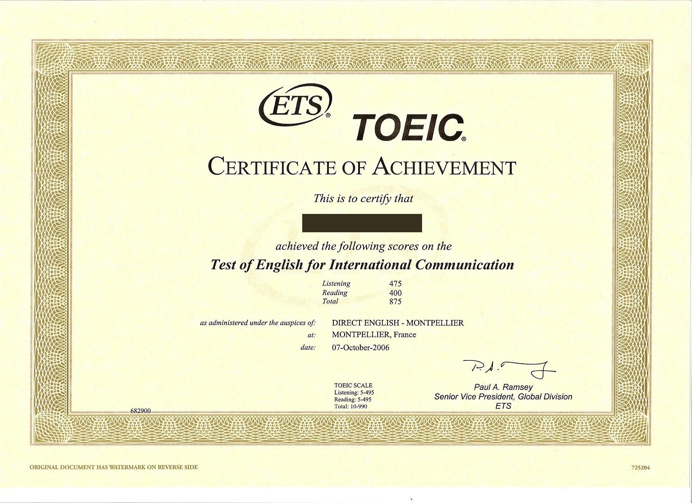 TOEIC900/英検一級 本当に効果的な英語学習法とは
