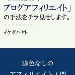 イケダハヤトの作業量に驚愕!ブログで成功するための王道ステップ