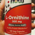 オルニチンの効果が体感できすぎて手放せない件